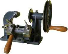 Schlüsselfräsmaschine