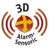 ABUS Abschließbarer FG300A Fenstergriff mit Alarm nach DIN18297 Klasse 2