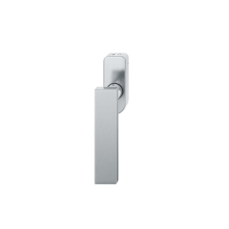 FSB Fenstergriff abschließbar 34 mm Edelstahl fein matt (0 34 1003 17051 6204)