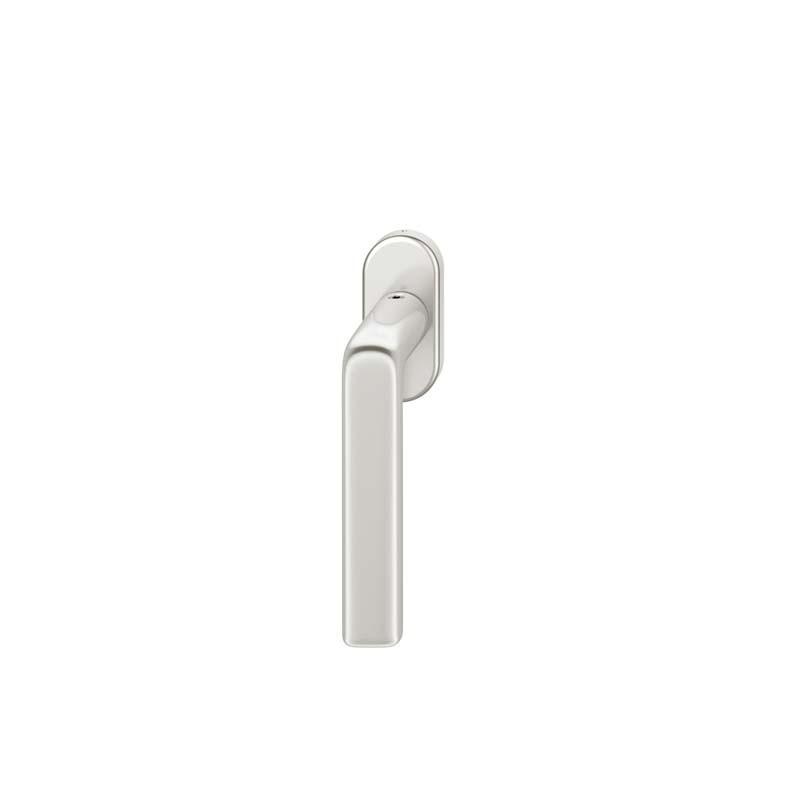 FSB Fenstergriff ovalrosette 7 mm Stift 10 mm Nocken Stiftüberstand 24-38 mm Aluminium naturfarbig (0 34 1012 09039 0105)
