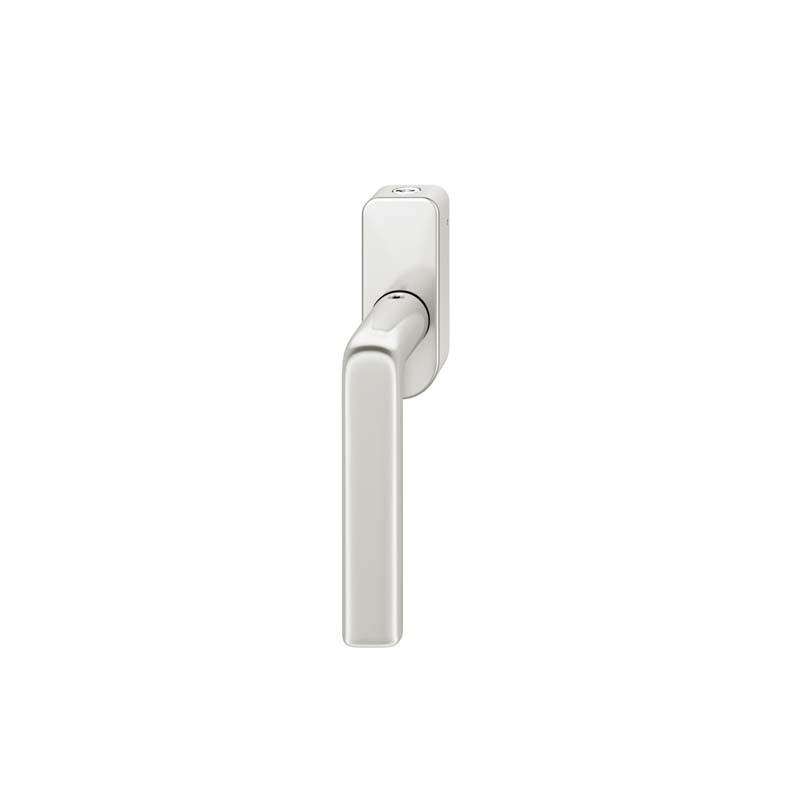 FSB Fenstergriff abschließbar 24 mm Aluminium naturfarbig (0 34 1012 17041 0105)