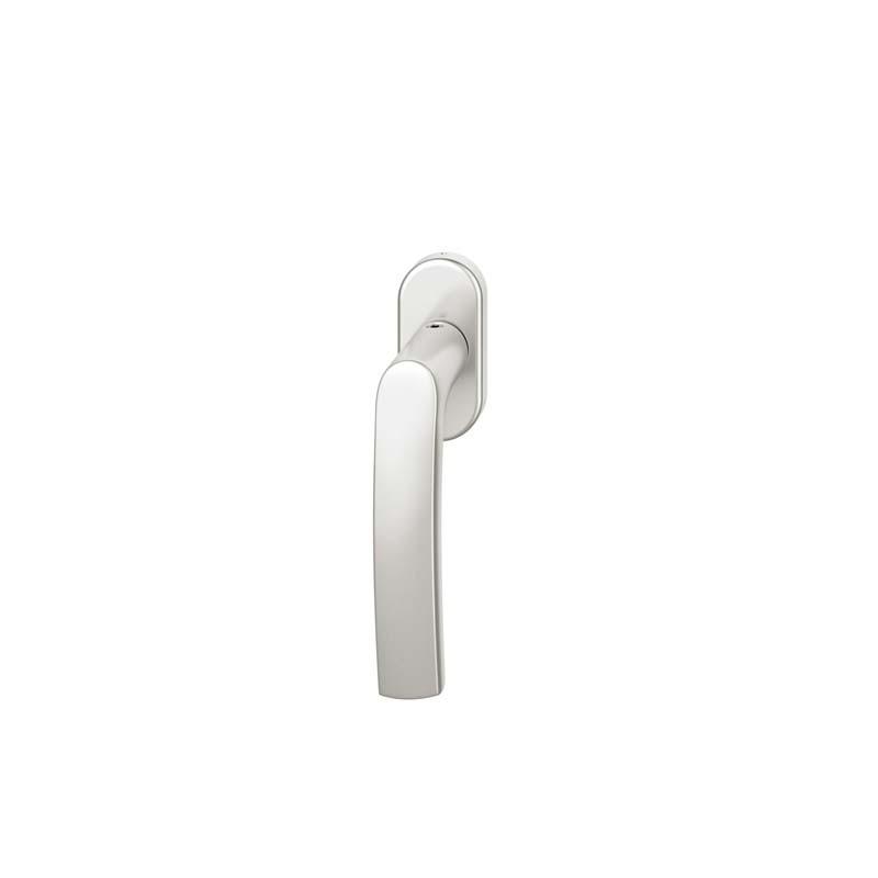 FSB Fenstergriff ovalrosette 7 mm Stift 10 mm Nocken Stiftüberstand 24-38 mm Aluminium naturfarbig (0 34 1015 09039 0105)