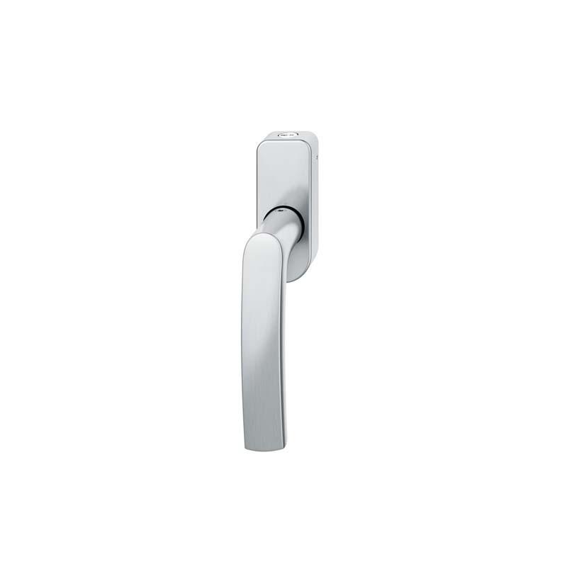 FSB Fenstergriff abschließbar 34 mm Edelstahl fein matt (0 34 1015 17051 6204)