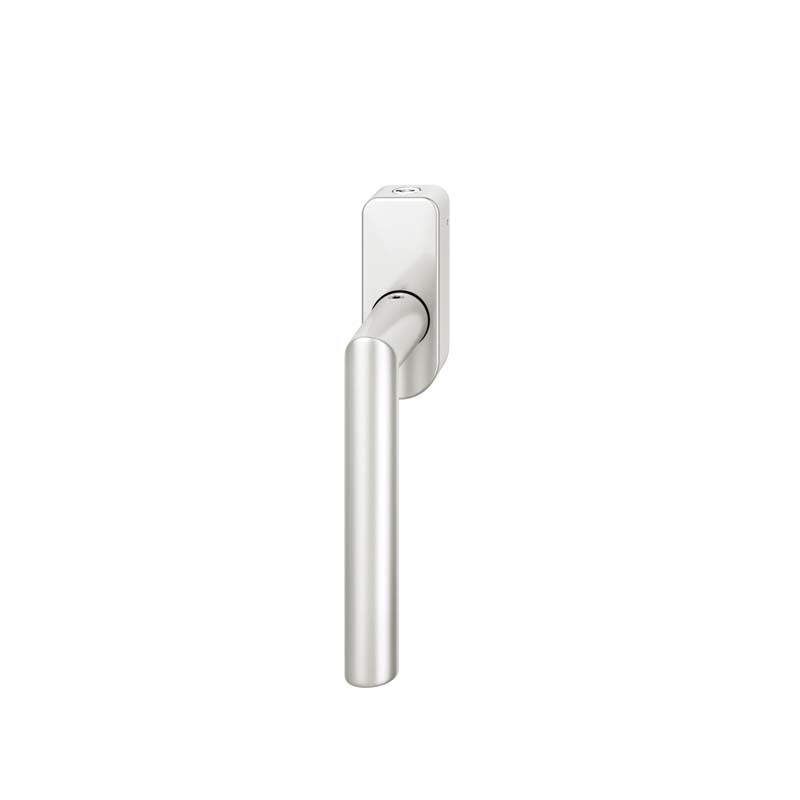 FSB Fenstergriff abschließbar 24 mm Aluminium naturfarbig (0 34 1076 17041 0105)