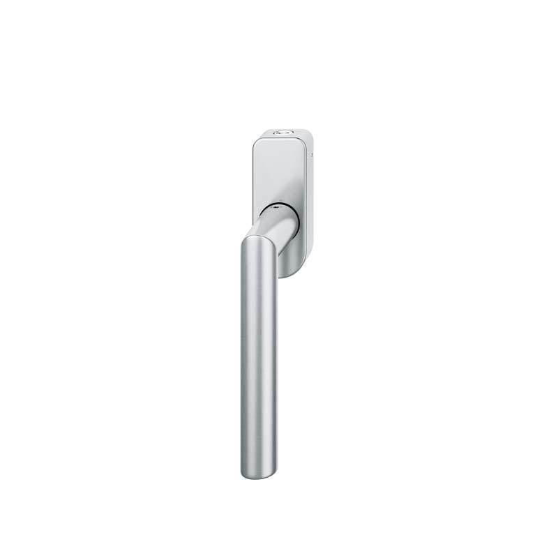 FSB Fenstergriff abschließbar 24 mm Edelstahl fein matt (0 34 1076 17041 6204)