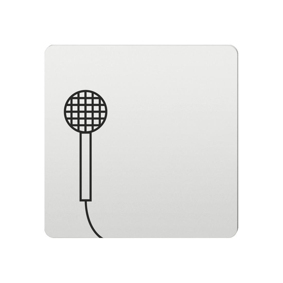 FSB Hinweiszeichen Rundfunk Lasergraviert Aluminium naturfarbig (0 36 4059 00231 0105)