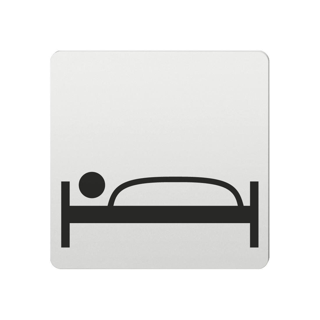 FSB Hinweiszeichen Hotel Lasergraviert Aluminium naturfarbig (0 36 4059 00300 0105)