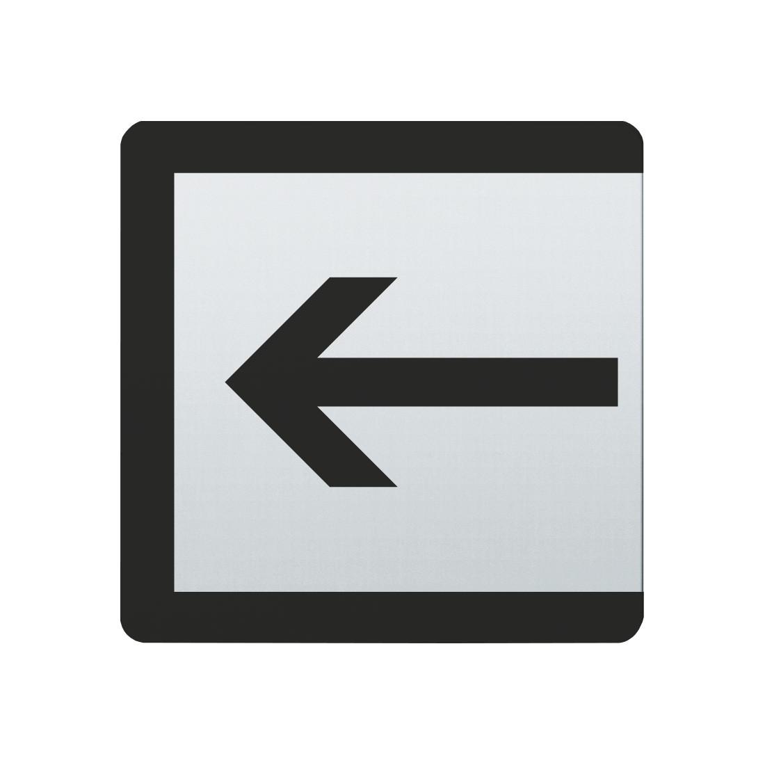 FSB Hinweiszeichen Eingang Lasergraviert Edelstahl fein matt (0 36 4059 00020 6204)