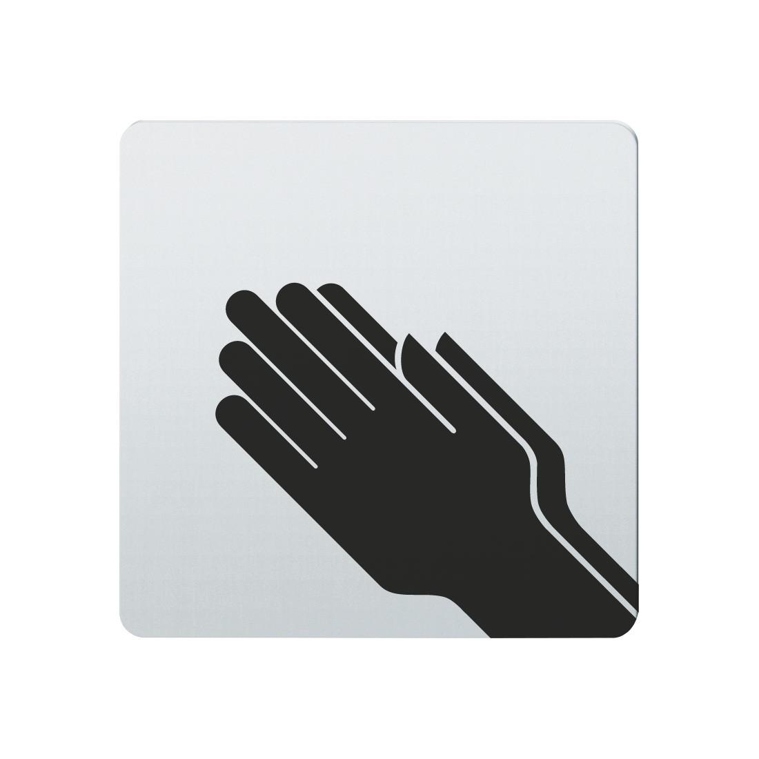 FSB Hinweiszeichen Andachtsraum Lasergraviert Edelstahl fein matt (0 36 4059 00154 6204)