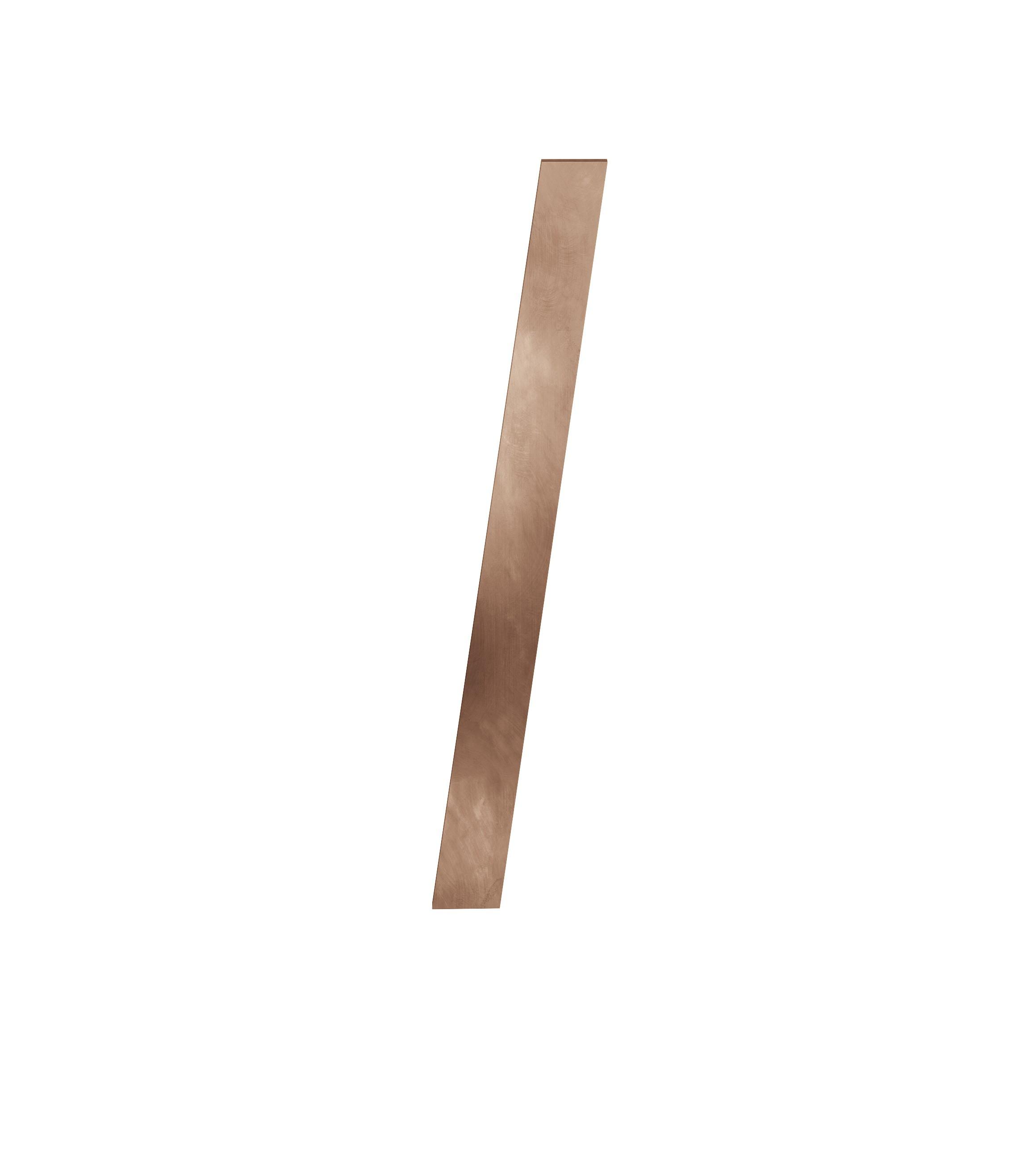 FSB Hausnummer Schrägstrich Bronze (0 38 4005 00015 7615)