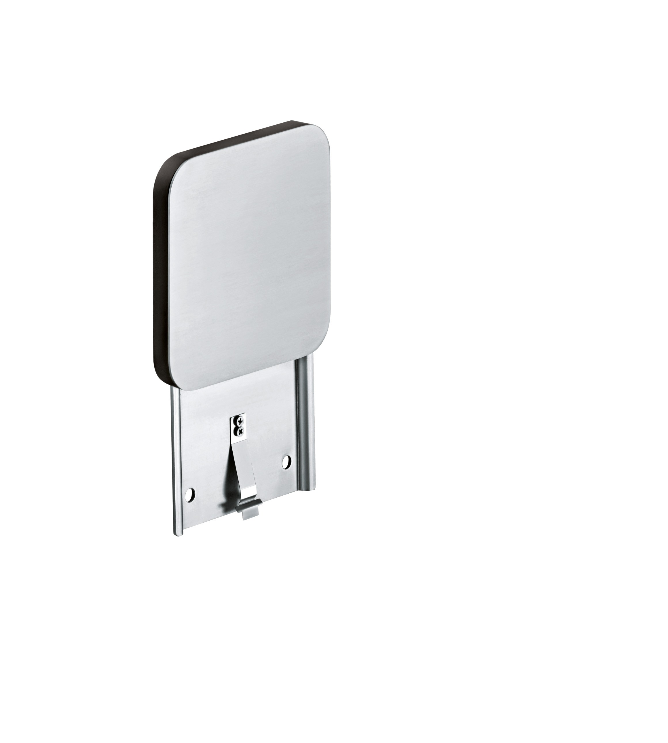 FSB Adapter oval für Klappgriff Edelstahl fein matt (0 82 8227 00001 6204)