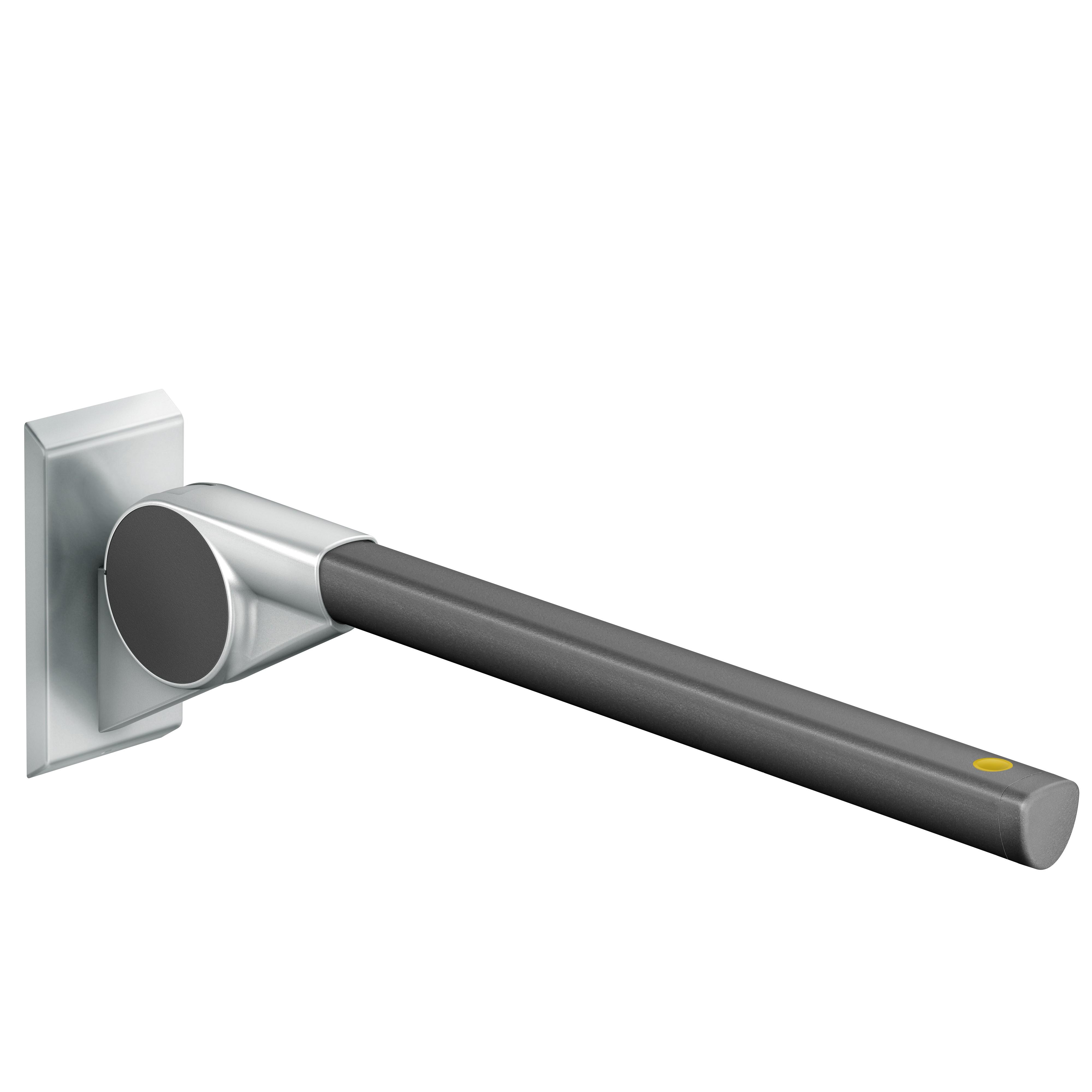 FSB Stützklappgriff 700 1 Taster A100 1 Taster gelb Anthrazitgrau metallinksc (0 82 8420 00170 8809)