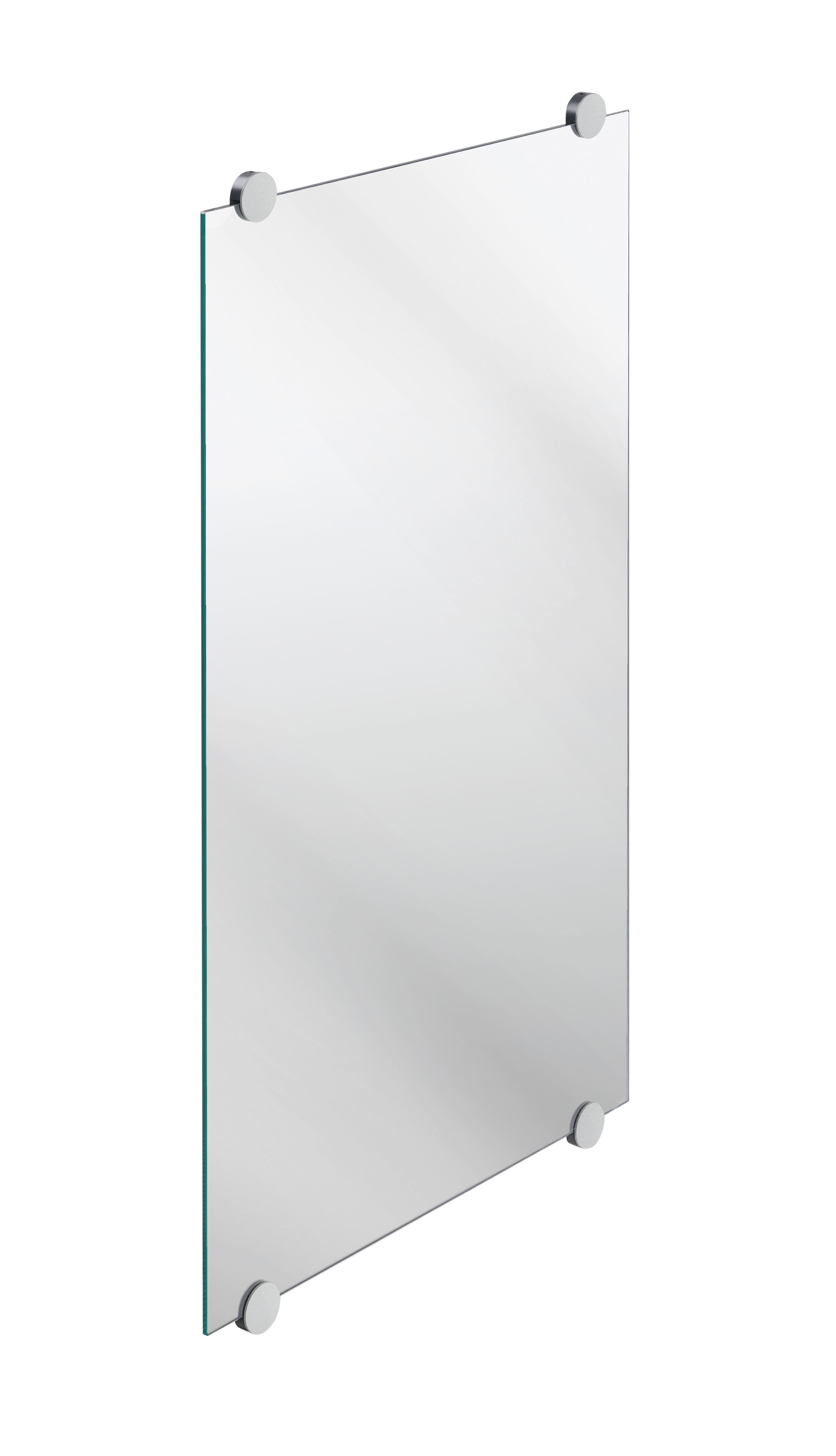 FSB Spiegel mit Halter 1000x600x6 Anthrazitgrau metallinksc (0 82 8460 00015 8809)