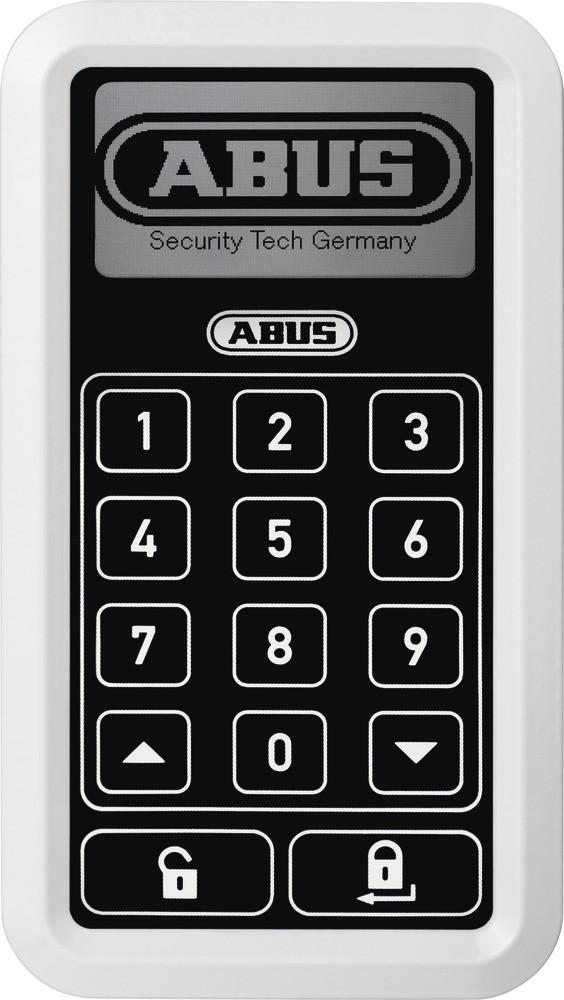 ABUS HomeTec Pro CFT3000 Funk-Tastatur Weiß
