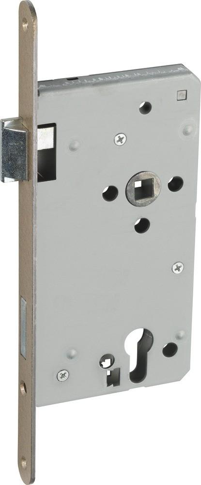 ABUS Robustes Einsteckschloss THZ90 für Haustüren für Links oder Rechts