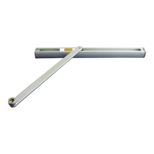 GEZE Gleitschiene mit integrierten T-Stop TS 3000 / TS 5000 silber