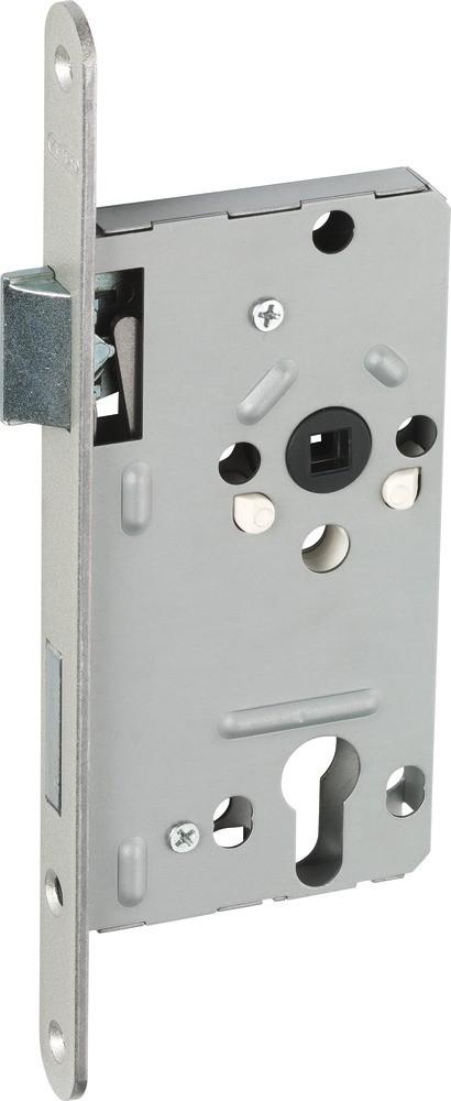 ABUS Einsteckschloss für Stumpftüren TKZ20 DIN-linke