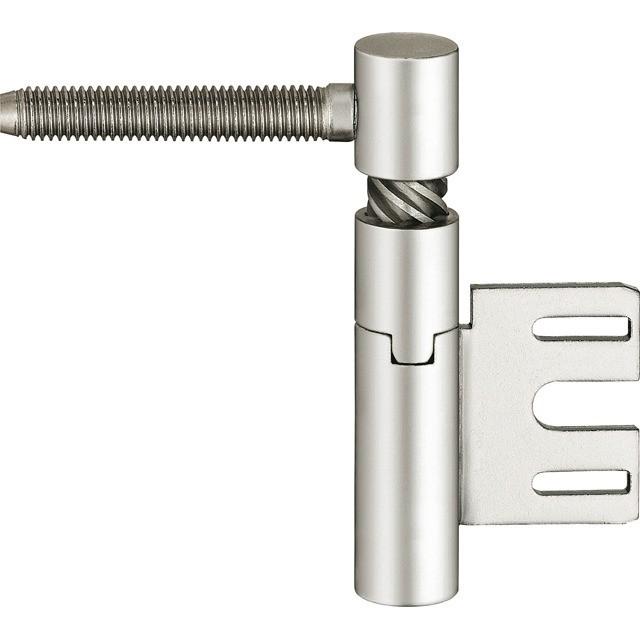Einbohrband Stahl vernickelt V 8550 - DIN rechts oder DIN links