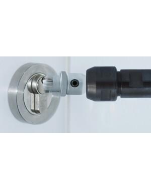HM-Lochsäge für Abloy Protec-Schließzylinder 15,2 mm Ø x 15/70 mm