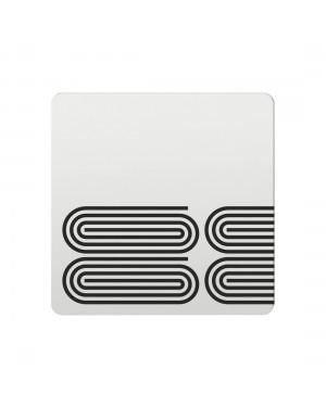 FSB Hinweiszeichen Stoffe Lasergraviert Aluminium naturfarbig (0 36 4059 00737 0105)
