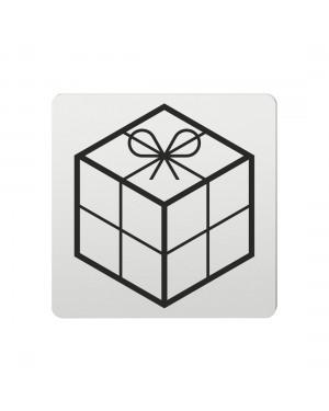 FSB Hinweiszeichen Geschenke Lasergraviert Aluminium naturfarbig (0 36 4059 00780 0105)