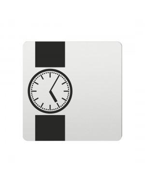 FSB Hinweiszeichen Uhren und Schmuck Lasergraviert Aluminium naturfarbig (0 36 4059 00782 0105)