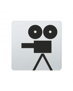 FSB Hinweiszeichen Film Lasergraviert Edelstahl fein matt (0 36 4059 00232 6204)
