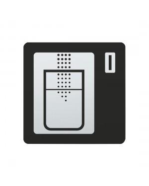 FSB Hinweiszeichen Getraenkeautomat Lasergraviert Edelstahl fein matt (0 36 4059 00321 6204)