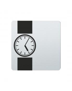 FSB Hinweiszeichen Uhren und Schmuck Lasergraviert Edelstahl fein matt (0 36 4059 00782 6204)