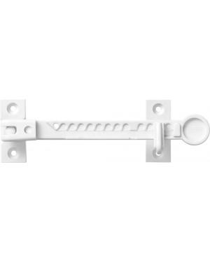 ABUS Fensterfeststeller FFS100 Weiß (4003318037597)