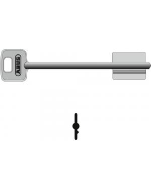 Doppebartschlüssel Abus 5010 - 30 L (Stangenschloss)