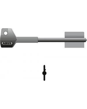 Doppebartschlüssel Abus 5010 - 30 R Teleskop (Stangenschloss)