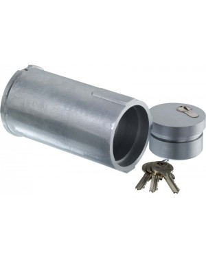 ASSA ABLOY Mini-Tresor Mit Profil-Halbzylinder (9M37 45204)