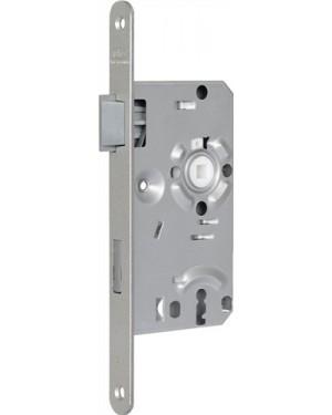 BKS Zimmertür - Einsteckschloss BB 20/55/72/8mm DIN Rechts silber RD Kl 1