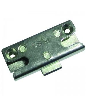 GU GRETSCH-UNITAS Pilzkopf-Schliessplatte Kunststoff Eurodur 4015596718549