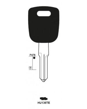 Autoschlüssel RENAULT-DACIA HU136TE201