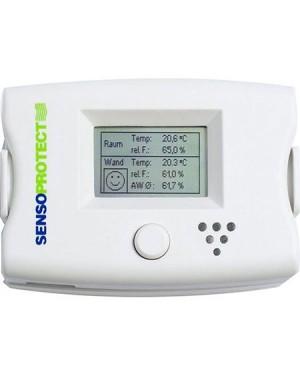 Sensorit Schimmelwächter Frühwarngerät zur Schimmelprävention Luftfeuchtemessgerät Premium