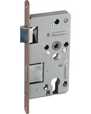 ABUS Robustes Einsteckschloss für Innentüren Korridortortüren TKZ70 TGL DIN-linke HG (Art.-Nr. 20820)