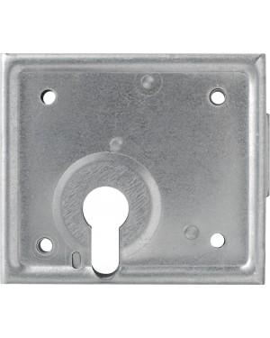 ABUS Aufschraubschloss Kastenschloss für Profilzylinder ASS PZ (Art.-Nr. 21512)