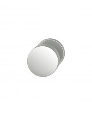FSB Türknopf für einseitige Verschraubung Aluminium neusilberfarbig (0 23 0829 00005 0205)