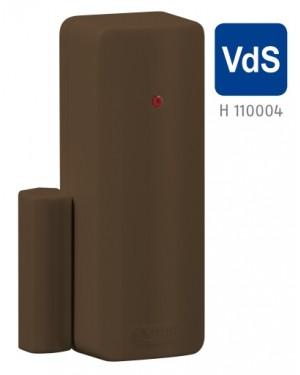 ABUS Secvest Funk-Öffnungsmelder FSL (weiß- FUMK50010W / braun- FUMK50010B)