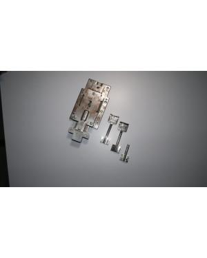 Tresor - Schloss defekt und mit einen defekten Doppelbartschlüssel Instandsetzung mit zwei neuen Schlüssel