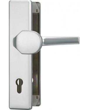 ABUS Türschutzbeschlag HLT612 / KLT512 ohne Zylinderschutz - Klasse ES1