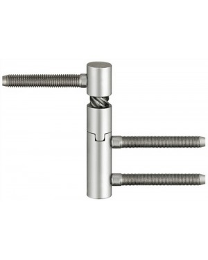 Einbohrband Stahl vernickelt V 5450 - DIN rechts oder DIN links
